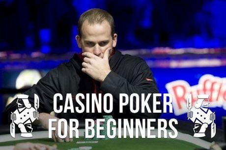6262879e Casino Poker for Beginners: The One Thing You Can't Discuss at the Table