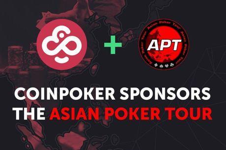 CoinPoker postal uradni sponzor turneje APT