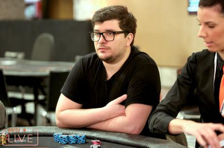 Francisco Oliveira 9º no Warm Up do partypoker MILLIONS (€25,000)