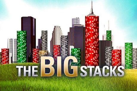 PokerStars.pt: TheChoupo99 Conquista The Hot BigStack Turbo €50 & Mais