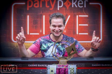 Matan Bakrat Wins partypoker LIVE MILLIONS Grand Final Warm Up