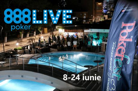 PokerFest anunta 888Live Mamaia (18-24 iunie)