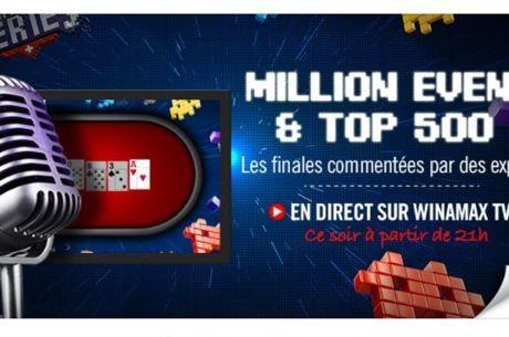 Video : Le replay du Final Day des Winamax Series... 2,5 millions partagés en direct
