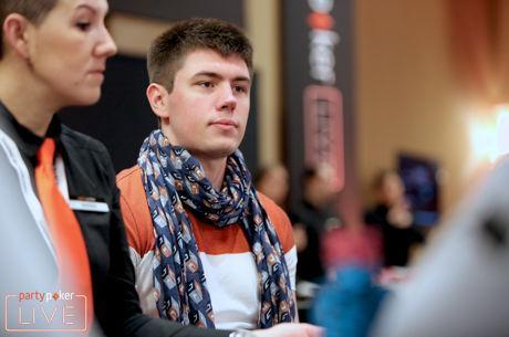 Bartłomiej Machoń wygrywa €265,000 w turnieju partypoker LIVE MILLIONS Warm-Up