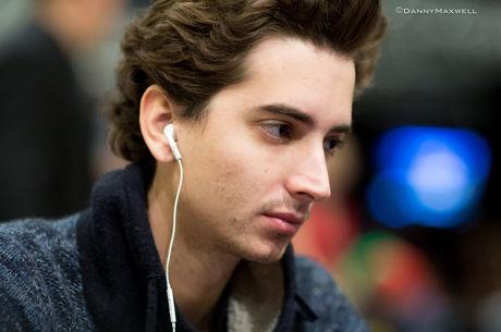 Diogo Veiga Apurado para o Dia 2 do Main Event do partypoker MILLIONS