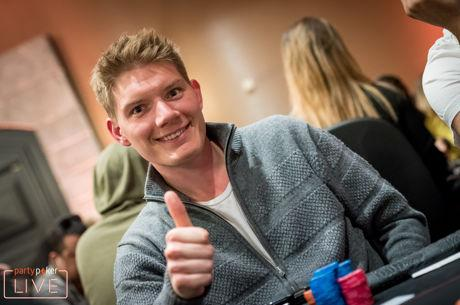 partypoker LIVE MILLIONS Grand Final Surpasses €10M Guarantee; Zinno Leads
