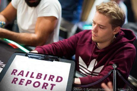 Railbird Report: Another Monster Week for Linus 'LLinusLLove' Loeliger
