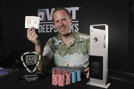 Michael Tureniec Wins WPTDeepStacks Immokalee