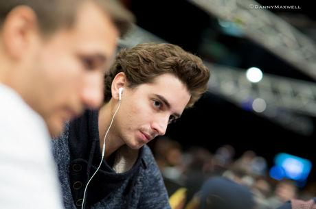 "Diogo ""Phounder"" Veiga no Dia 3 do Main Event do partypoker MILLIONS"