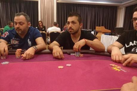 Ακόμη 19 παίκτες στη Day 2 για το Israelian Superstars €500 Main Event