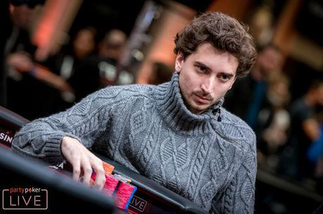 "Diogo ""Phounder"" Veiga na Mesa Final do Main Event do partypoker MILLIONS"
