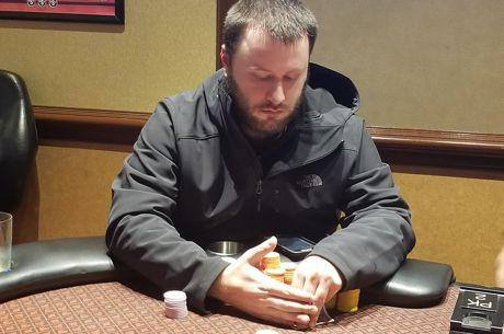 Alex Visbisky Claims Day 1b Chip Lead at 2018 WNYPC Main Event