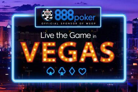 888poker: sateliti incepand cu 0.01$ pentru un pachet la WSOP 2018