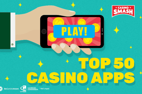 Best Casino Apps: Top 50 Mobile Apps to Download in 2018!