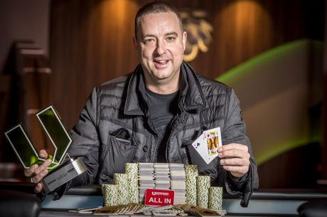 Tony Comely Wins More Than $80,000 With DeepStacks Title