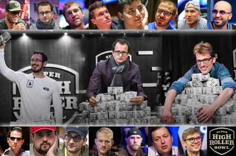 Polk, Holz, Tony G, and More Get 2018 Super High Roller Bowl Seats