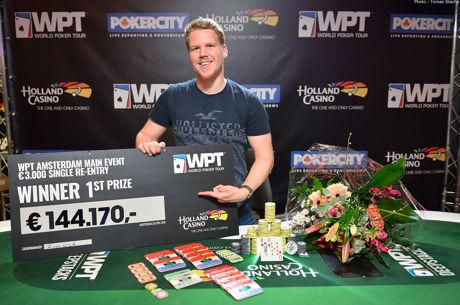 Feenstra Wins WPT Amsterdam, Denies Zajmovic Her Second WPT Title