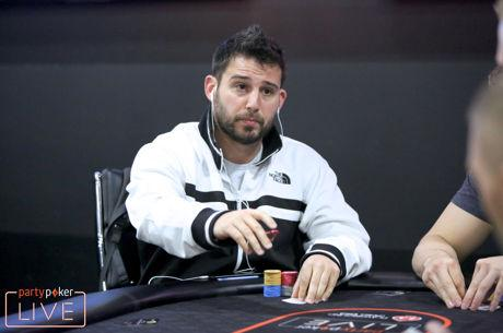 Elias Leads Again in partypoker LIVE MILLIONS North America $25.5K