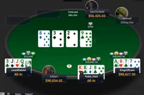 PLO High Stakes Cash Game