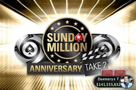 "Interview Sunday Million Winner ""Daenarys T"" ($1,000,044): ""I'm Still in..."
