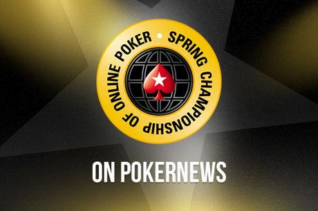 Scoop Up Some Prizes in the 2018 Spring Championship of Online Poker