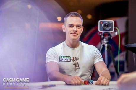 Unibet's Jørstad Wins Big on Day 1 of the Cash Game Festival Tallinn