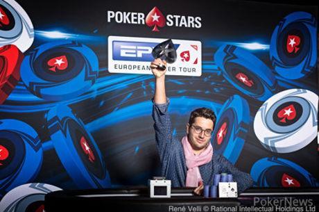 EPT Монте-Карло: Хуан Пардо выиграл турнир с бай-ином...