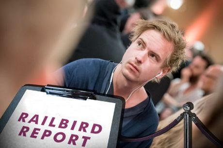 Railbird Report: Blom, Trickett, Holz, Tsoukernik Battle at partypoker