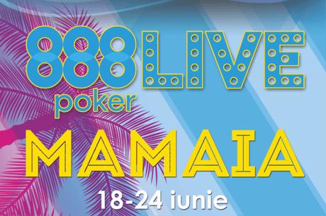 De astazi, pe 888poker: campanie intensa de calificari ONLINE pentru 888Live Mamaia