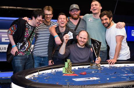 SHR 100.000€ EPT Monte Carlo : Sam Greenwood triomphe (encore) pour 1,5 million