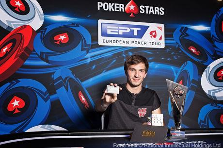 Diaz holt die PokerStars and Monte-Carlo©Casino EPT National