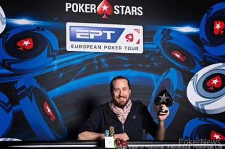 Steve O'Dwyer gewinnt das Monte Carlo €50K Single-Day High Roller