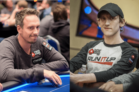 Prop Bet : Lex Veldhuis et Jason Somerville en mode Fitness
