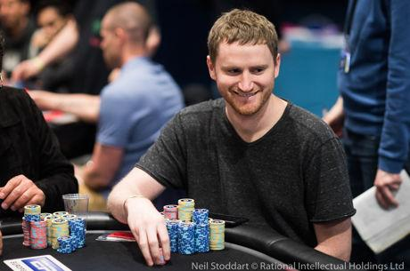 David Peters führt beim PokerStars and Monte-Carlo©Casino EPT Main Event