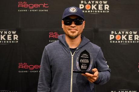 Khai Nguyen Takes Final Title in PlayNow Poker Championship