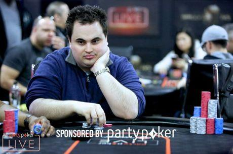 Christopher Kruk Analyzes partypoker MILLIONS SHR Final Table Hand