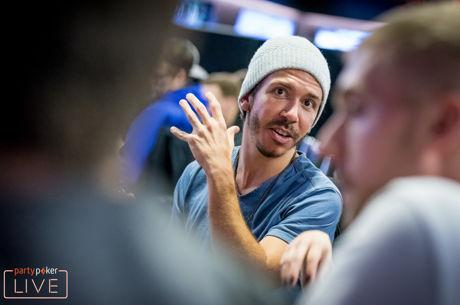 Darryll Fish Leads Final 51 in partypoker LIVE MILLIONS North America