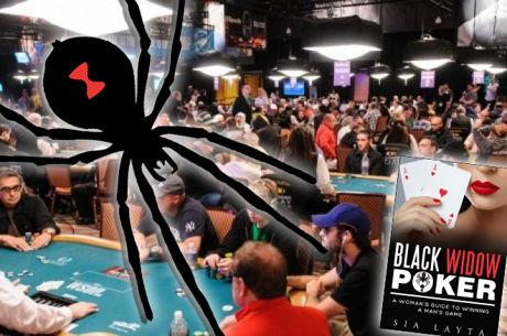 The Story Behind BLACK WIDOW Poker, One Woman's Poker Journey as a Man