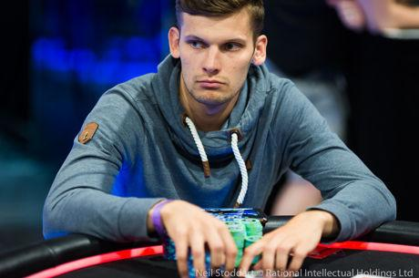 EPT €5,300 Main Event: Tomas Jozonis nach Tag 4 in Führung