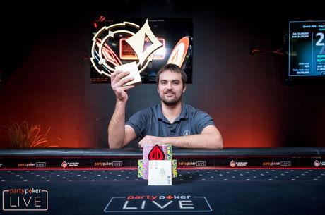 Taylor Black Wins partypoker LIVE MILLIONS North America Main Event