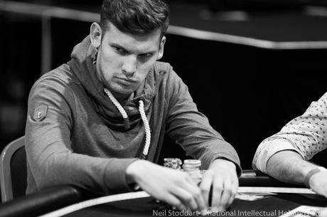 Former Aspiring Volleyball Player Jozonis Making Impact on Live Poker