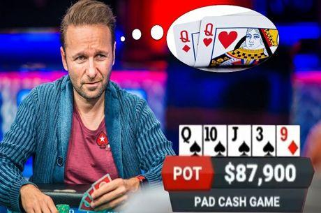 Análise de Mão: Negreanu contra Young no Poker After Dark