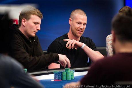 PokerStars and Monte-Carlo©Casino EPT Main Event - Antonius, Peters & Schemion bij laatste...