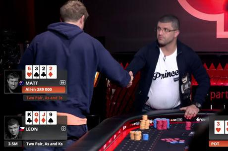 VIDEO : Matt Kirk perd 4,7 millions lors du Big Game partypoker