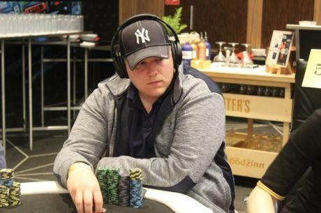 Kim Christensen Leads Coolbet Open Main Event