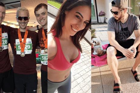 Social Media : Voyages, Plage, Marathon et Bikinis