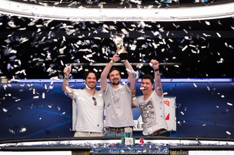 EPT Grand Final: V finalu GLAVNEGA turnirja do zmage Francoz Nicolas Dumont