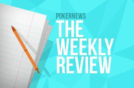 The Weekly Review: Live Tournament Main Events and Greenwood Leads GPI
