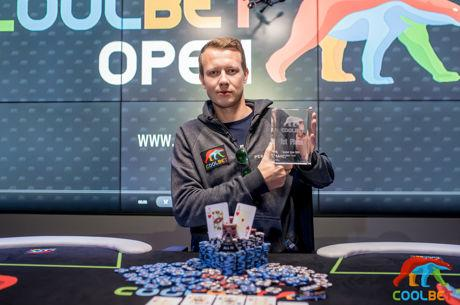 Sebastian Wahl Wins the Inaugural Coolbet Open for €50,100