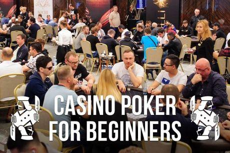 Casino Poker for Beginners: Don't Do This When Playing With a Friend